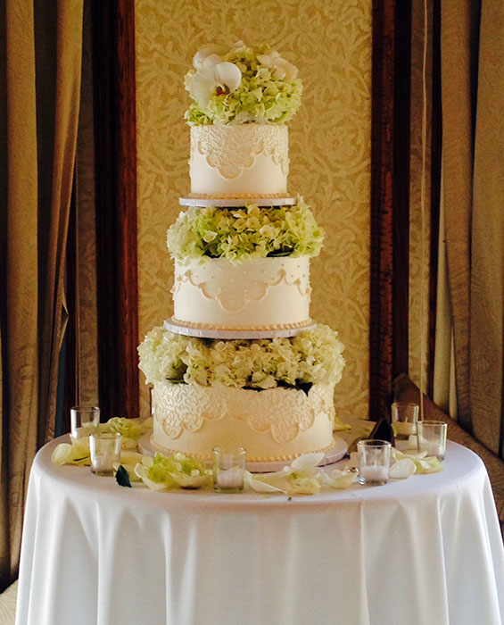 10 pasteles de boda para inspirarte