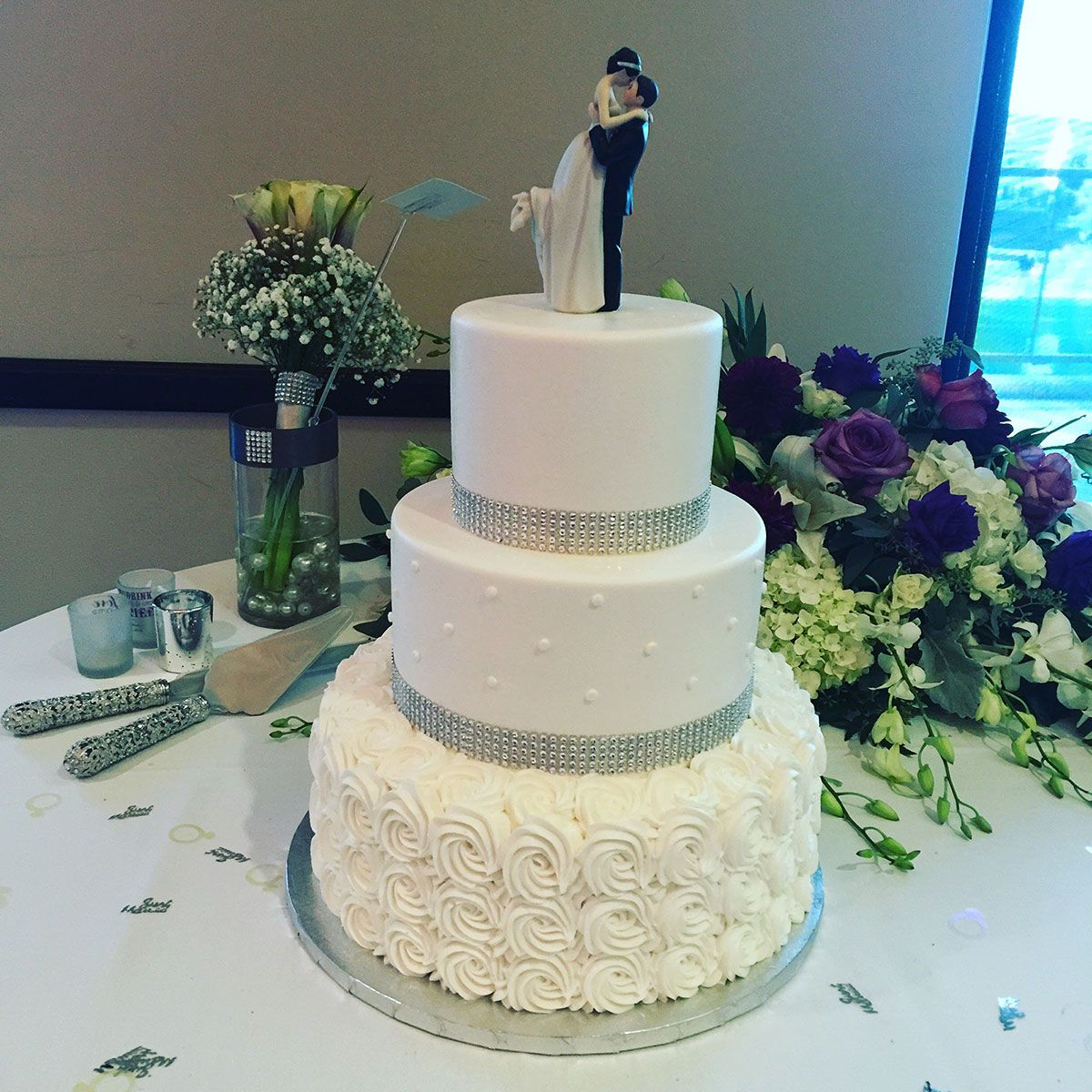 Pacific Patisserie - Custom Wedding Cakes Gallery